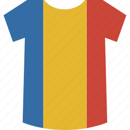 chad, shirt icon