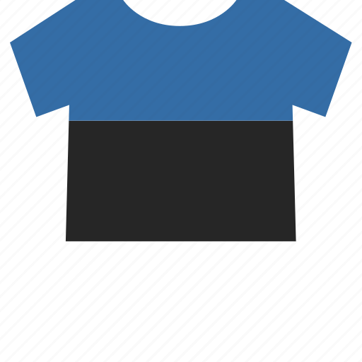 estonia, shirt icon
