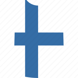 finland, shirt icon