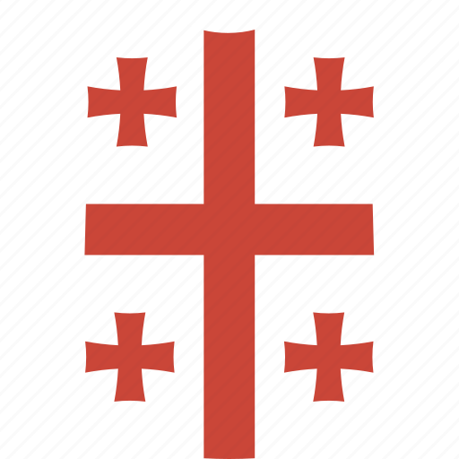 georgia, shirt icon