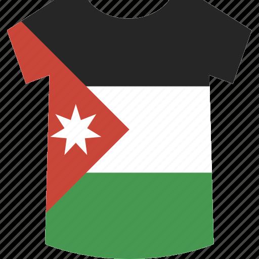 jordan, shirt icon