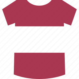 latvia, shirt icon