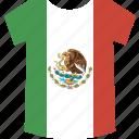 shirt, mexico