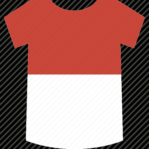 monaco, shirt icon