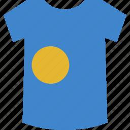 palau, shirt icon