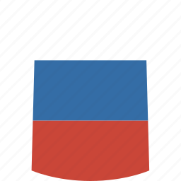 russia, shirt icon