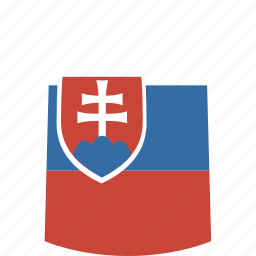 shirt, slovakia icon