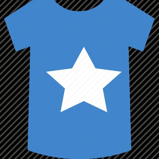 shirt, somalia icon