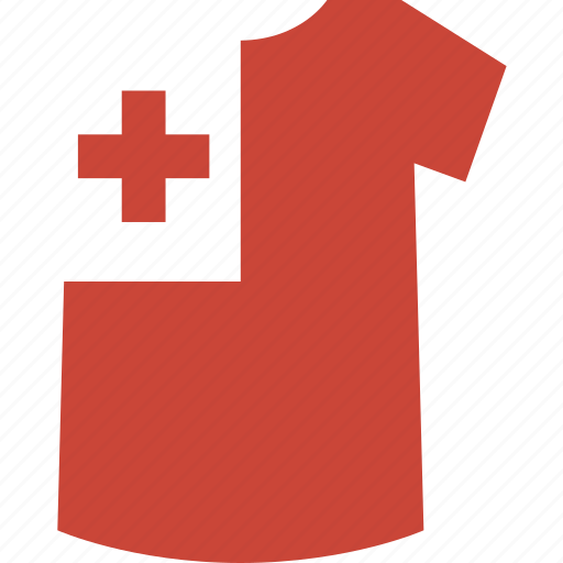 shirt, tonga icon