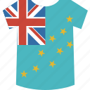 shirt, tuvalu icon