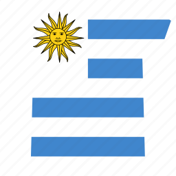 shirt, uruguay icon