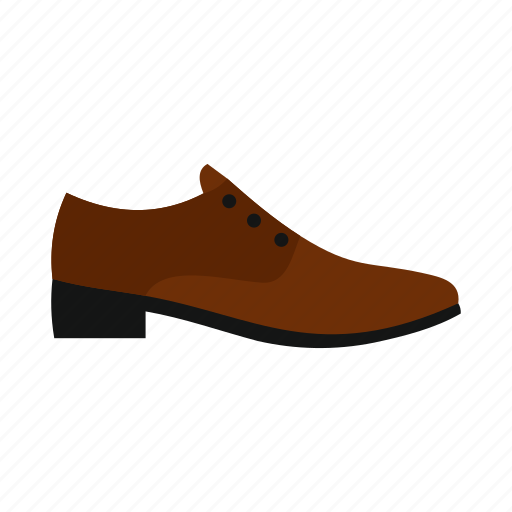 boot, classic, fashion, foot, leather, male, shoe icon