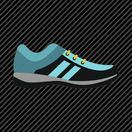 footwear, pair, shoe, sneaker, sport, trainer, training icon