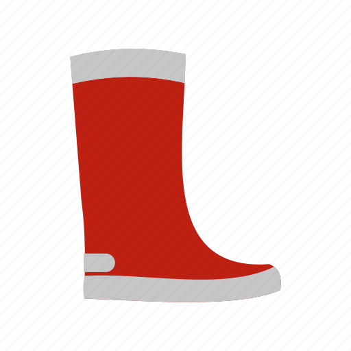 boot, clothing, pair, rubber, safety, water, waterproof icon