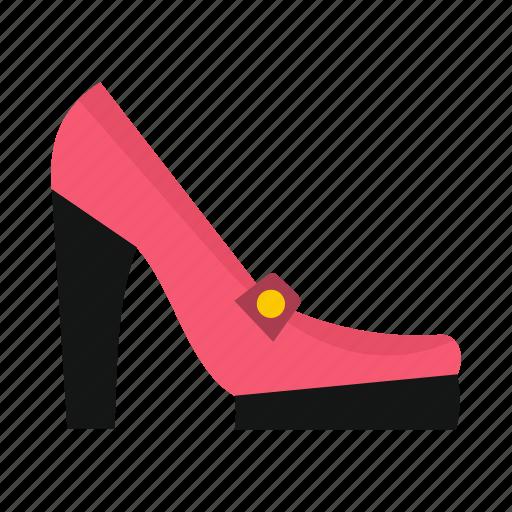fashion, female, lifestyle, milan, people, platform, shoe icon