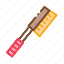 brush, clean, object icon
