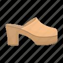 sandals, shoes, women icon