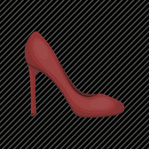 footwear, shoes, women icon