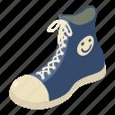 athlete, isometric, logo, object, run, sneaker, sport