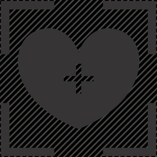 Aim, bullseye, game, goal, heart, shooting, target icon - Download on Iconfinder