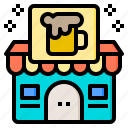 beer, business, coffee, drink, ecommerce, shop, store icon