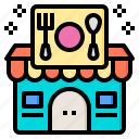 fruit, business, cooking, food, ecommerce, shop, store icon