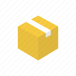 box, deliver, order, package, parcel, product, shipping icon