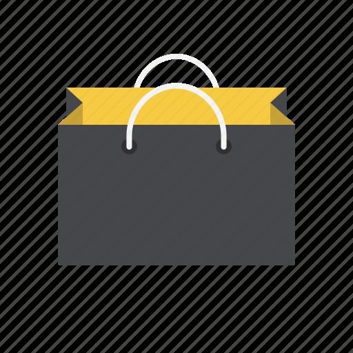 bag, gift bag, package, shop bag, shopping, shopping bag icon