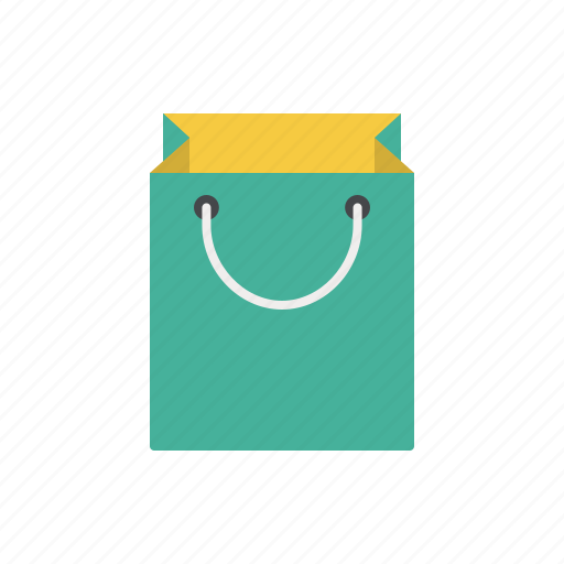 bag, gift, pack, package, paper bag, shop bag, shopping icon