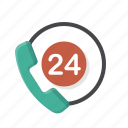call centre, communication, emergency phone, helpdesk, hotline, phone, service icon