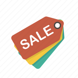 discounts, labels, price tags, sale, shopping, special offer, stock sale icon