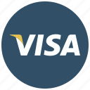 card, payment, shop, visa, visa card, visa electron, visacard icon