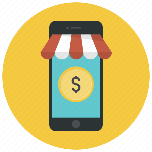 buy, dollar, money, online shop, phone, shop, shopping icon