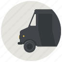 courier, delivery, logistics, shipment, shipping, transportation, truck icon
