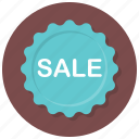 badge, campaign, sale, sale badge, sell out, shop, shopping icon