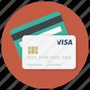 cards, credit cards, creditcards, payment, visa, visa card, visacard icon