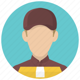 courier, deliver, delivery services, deliveryman, order, package, services icon