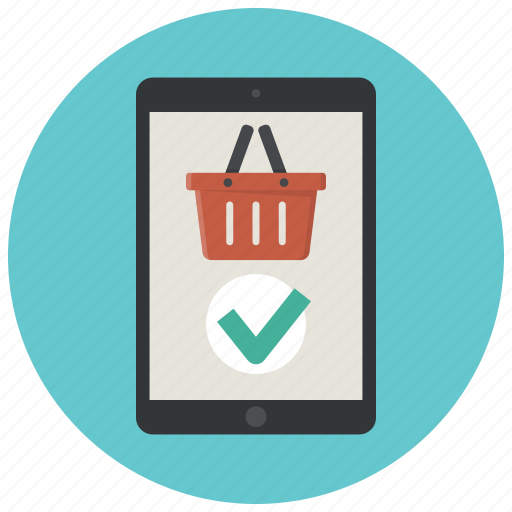 buy, ipad, shop, shopping, shopping app, shopping basket, store app icon
