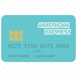 american, american express, amex, card, finance, payment, payment method icon