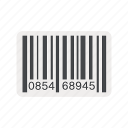 bar, bar code, barcode, code, product, product label, shop icon