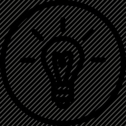 bright, brilliant, creative, idea, imagination icon