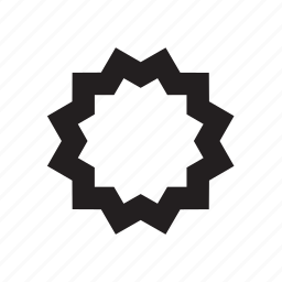 all day, deal, open, star, sun icon