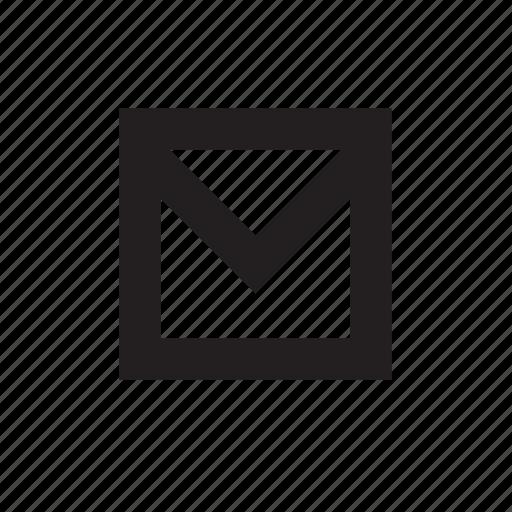 pocket, save, wish list icon