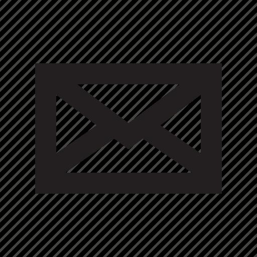 message, recieve, send icon