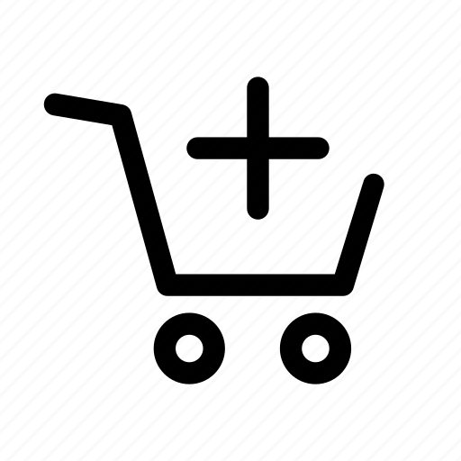 add, buy, cart, checkout, order, shop, store icon