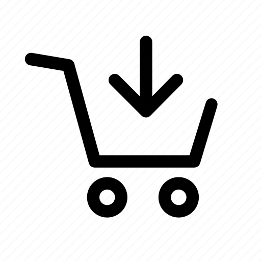 basket, buy, cart, checkout, download, free, order icon