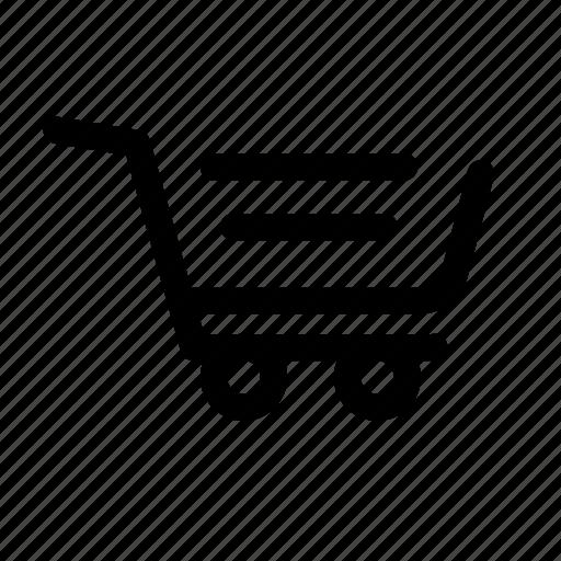 cart, cash, commerce, market, money, order, shopping icon