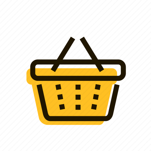 basket, commerce, e-commerce, package, shopping icon