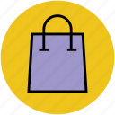 grocery bag, hand bag, reusable bag, shopping, shopping bag, tote bag icon