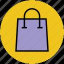 grocery bag, hand bag, reusable bag, shopping, shopping bag, tote bag icon